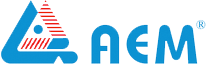 AEM Logo, uses Zesty.io