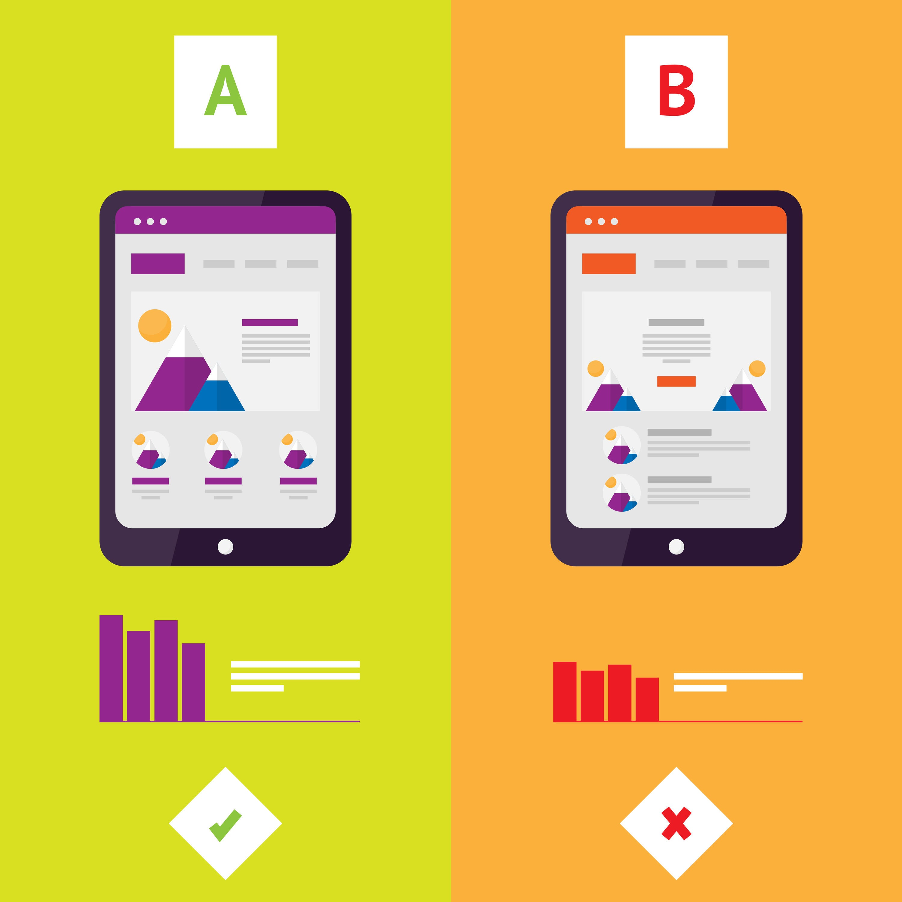 A/B Testing: What It Is And How To Get Started image