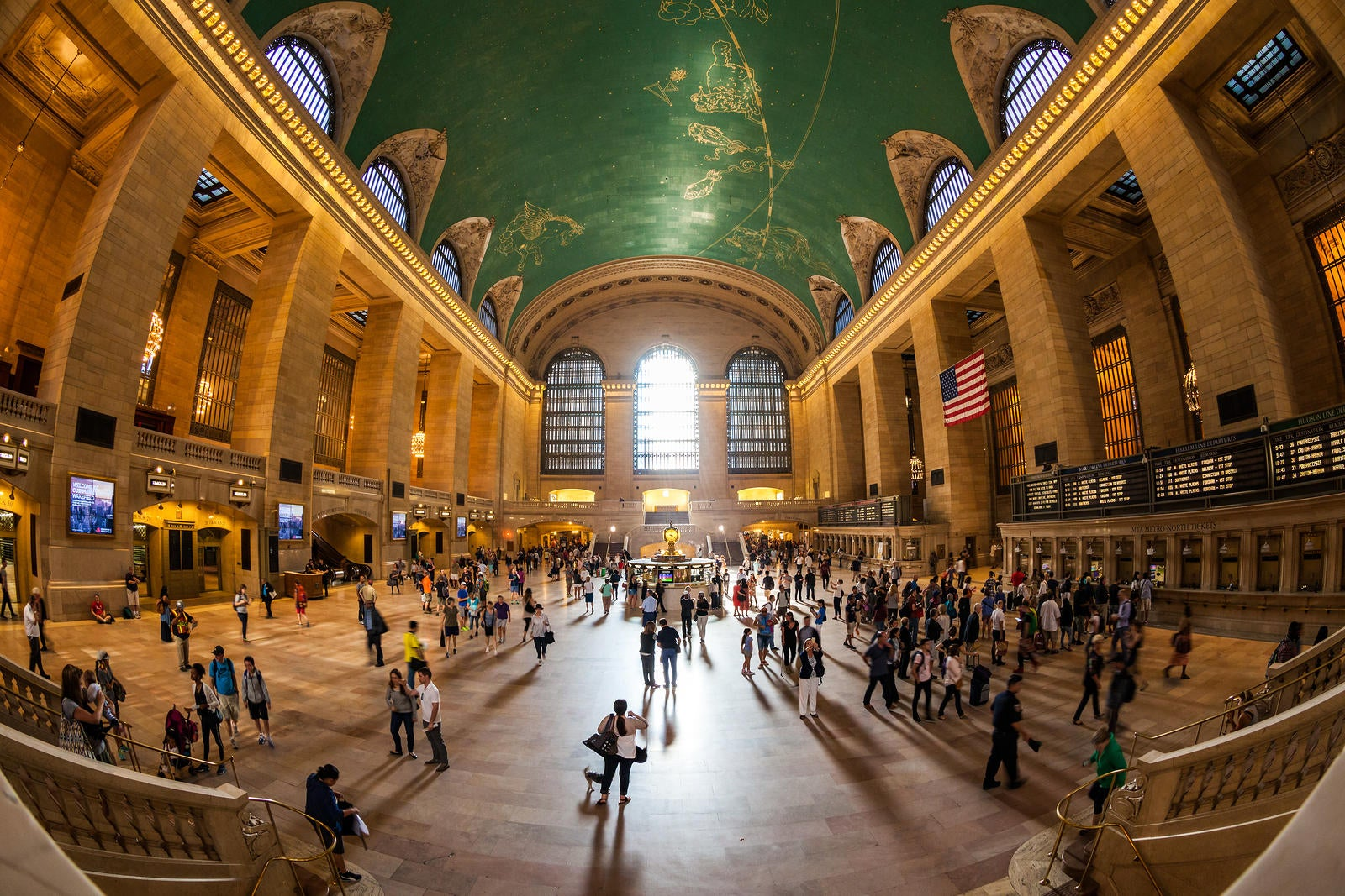 Modern Business Websites act as Grand Central Stations image