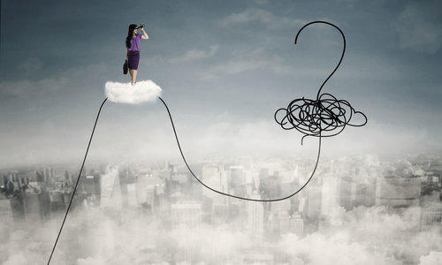 Afraid of the Cloud? article image.
