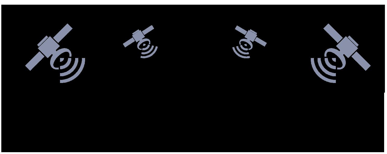 Satellites: Enterprise Websites that<br> go beyond the browser diagram